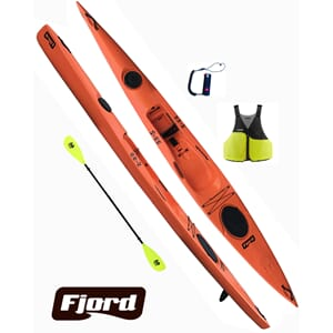 Fjord S-55 Surfski Standardpakke