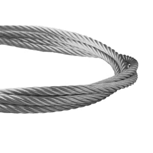 Rorwire 2mm metervare